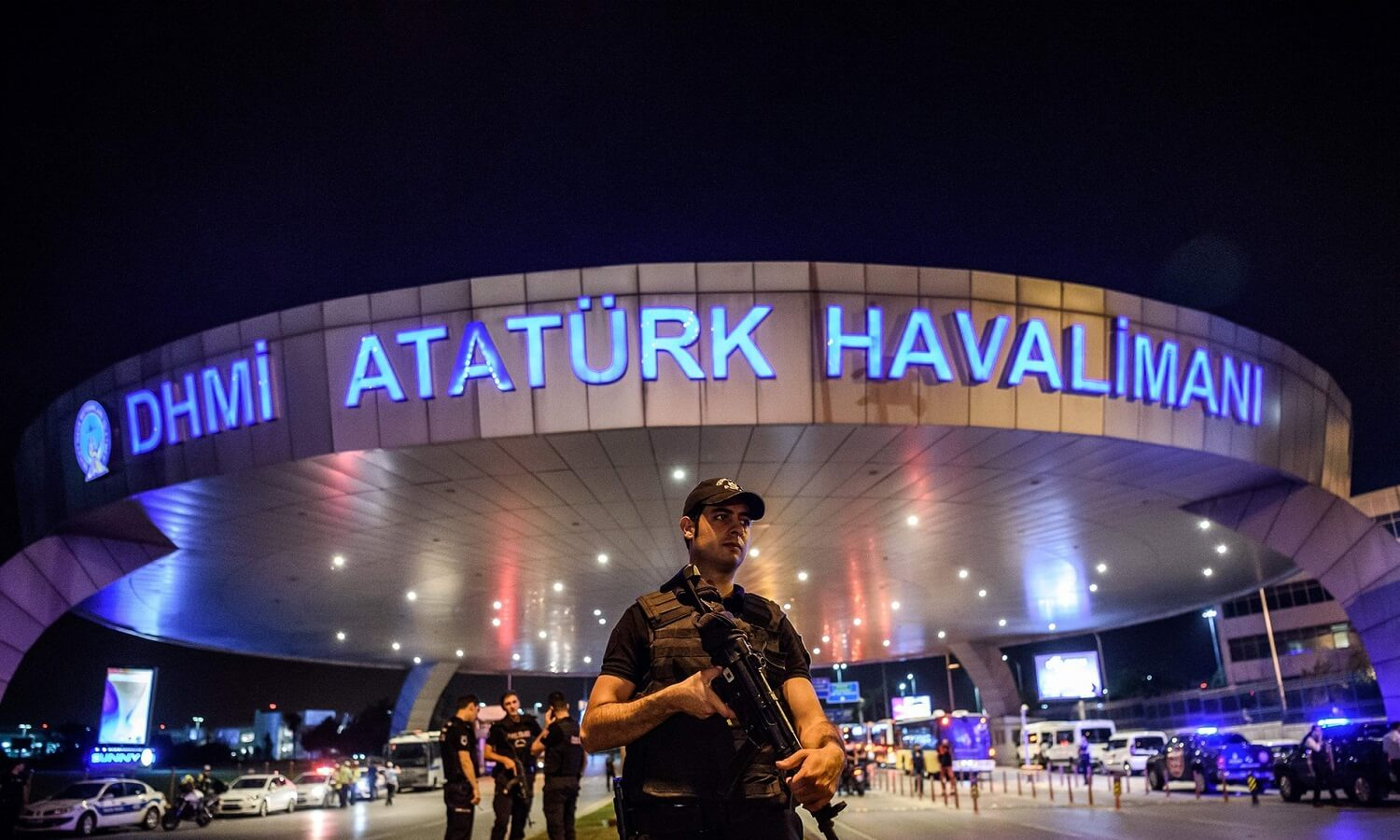 Terrorist Attack in Istanbul. When will they stop?