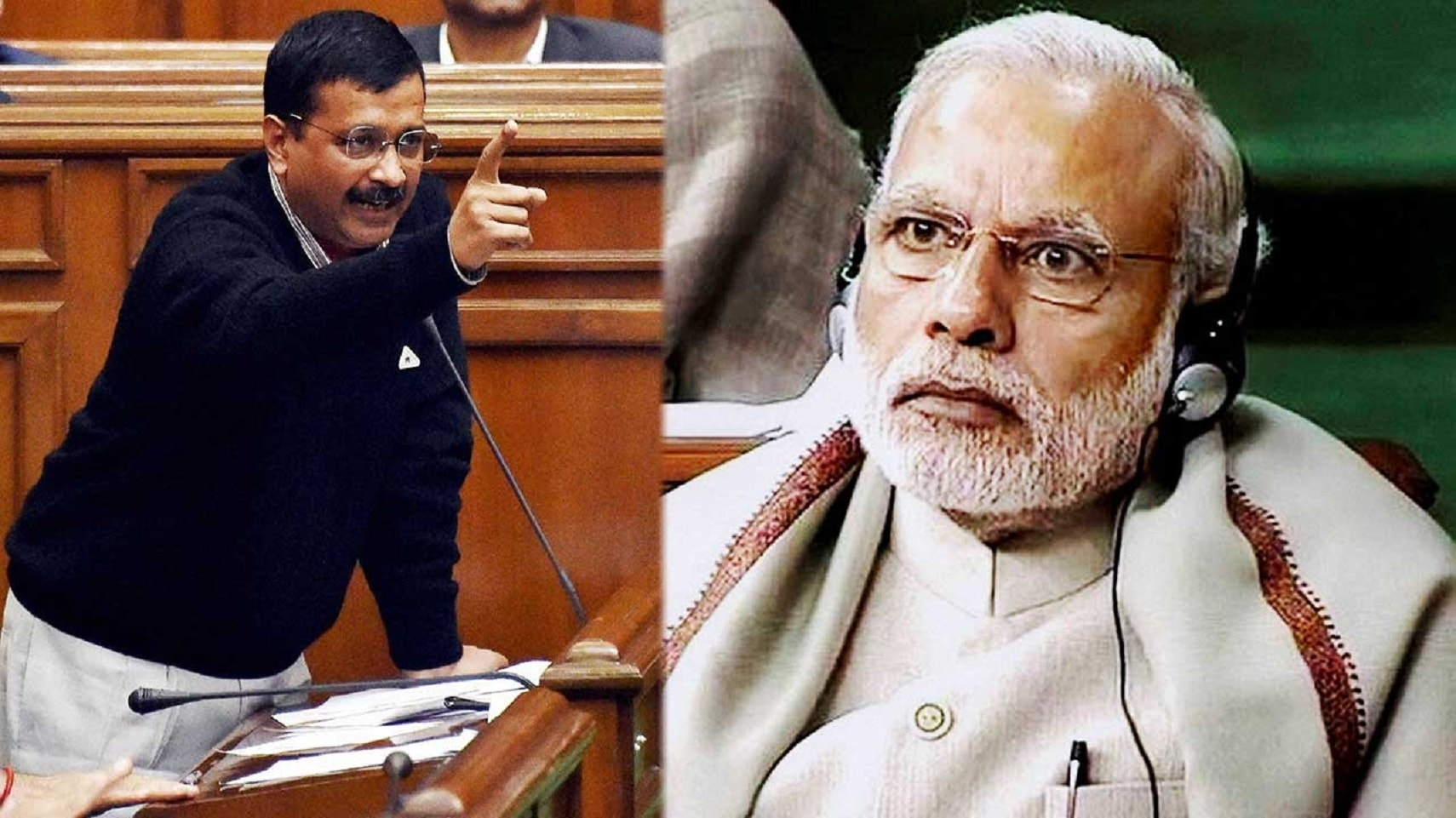 Why is BJP Afraid of AAP? Centre Rejects AAP Bills.