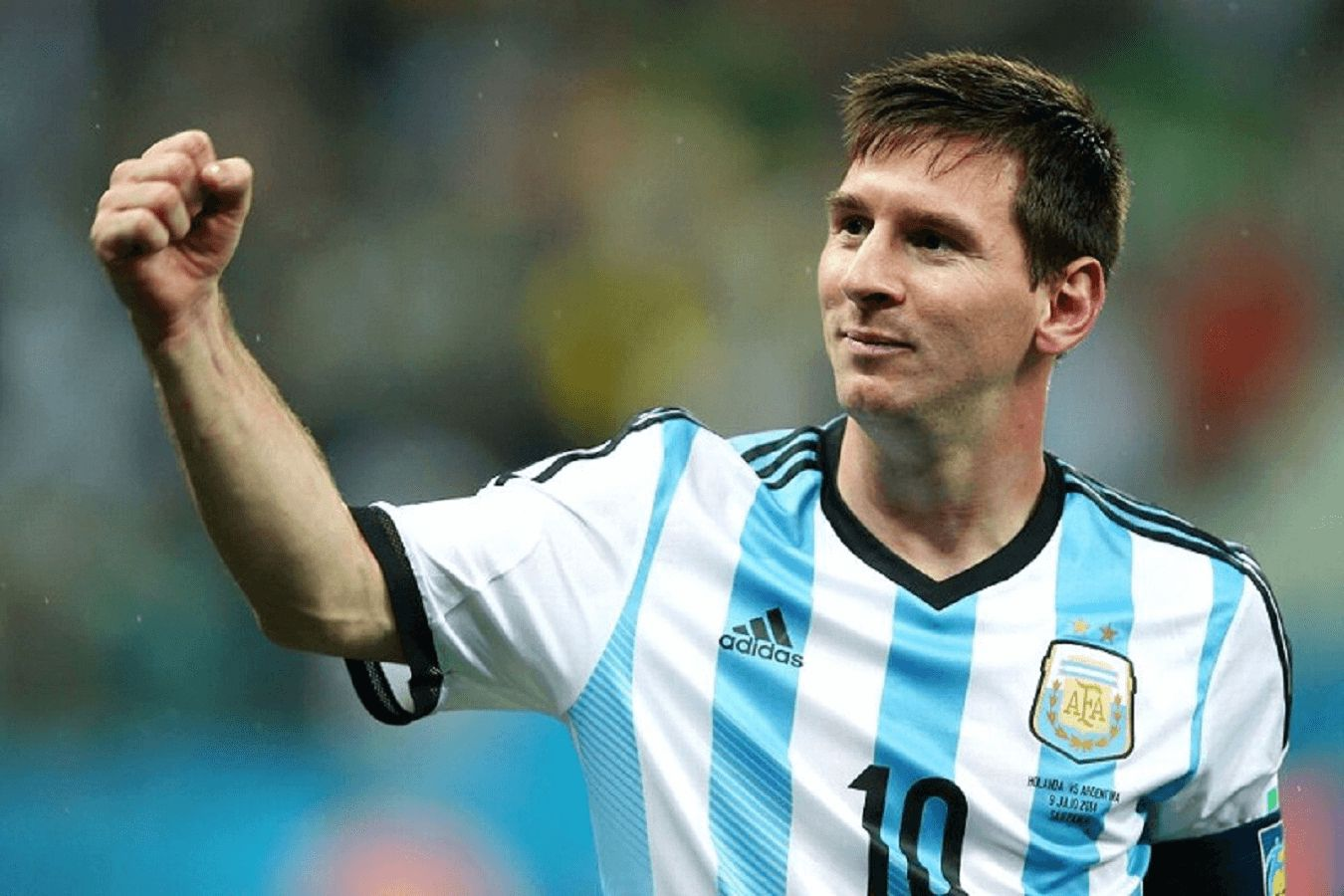 Missing Messi after he Missed Out