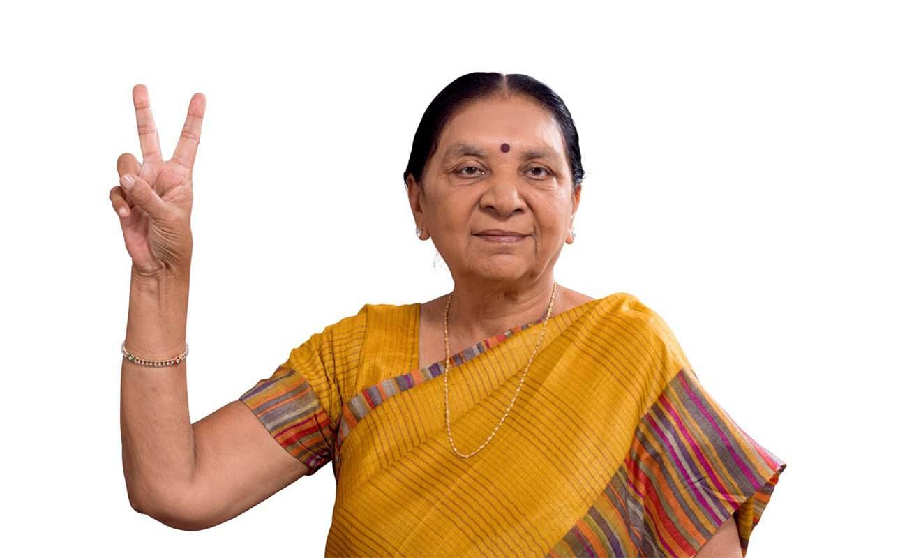 Did Gujarat CM Anandiben Patel Resign for a lame reason?