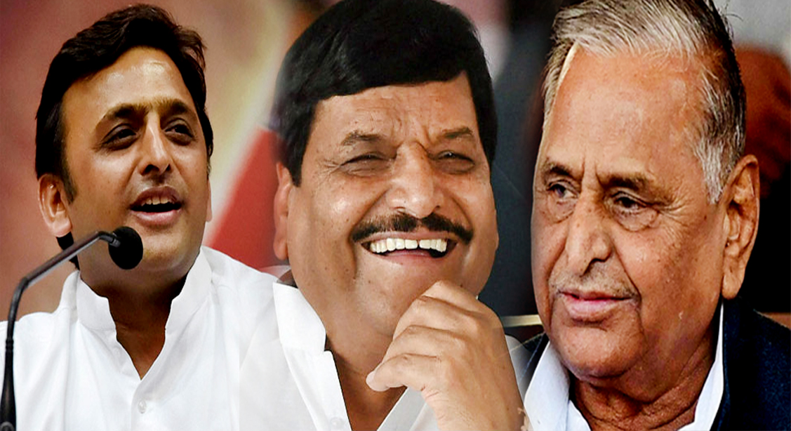Samajwadi Party or Soup Parivar: Political Family Drama Ends With A Bluff