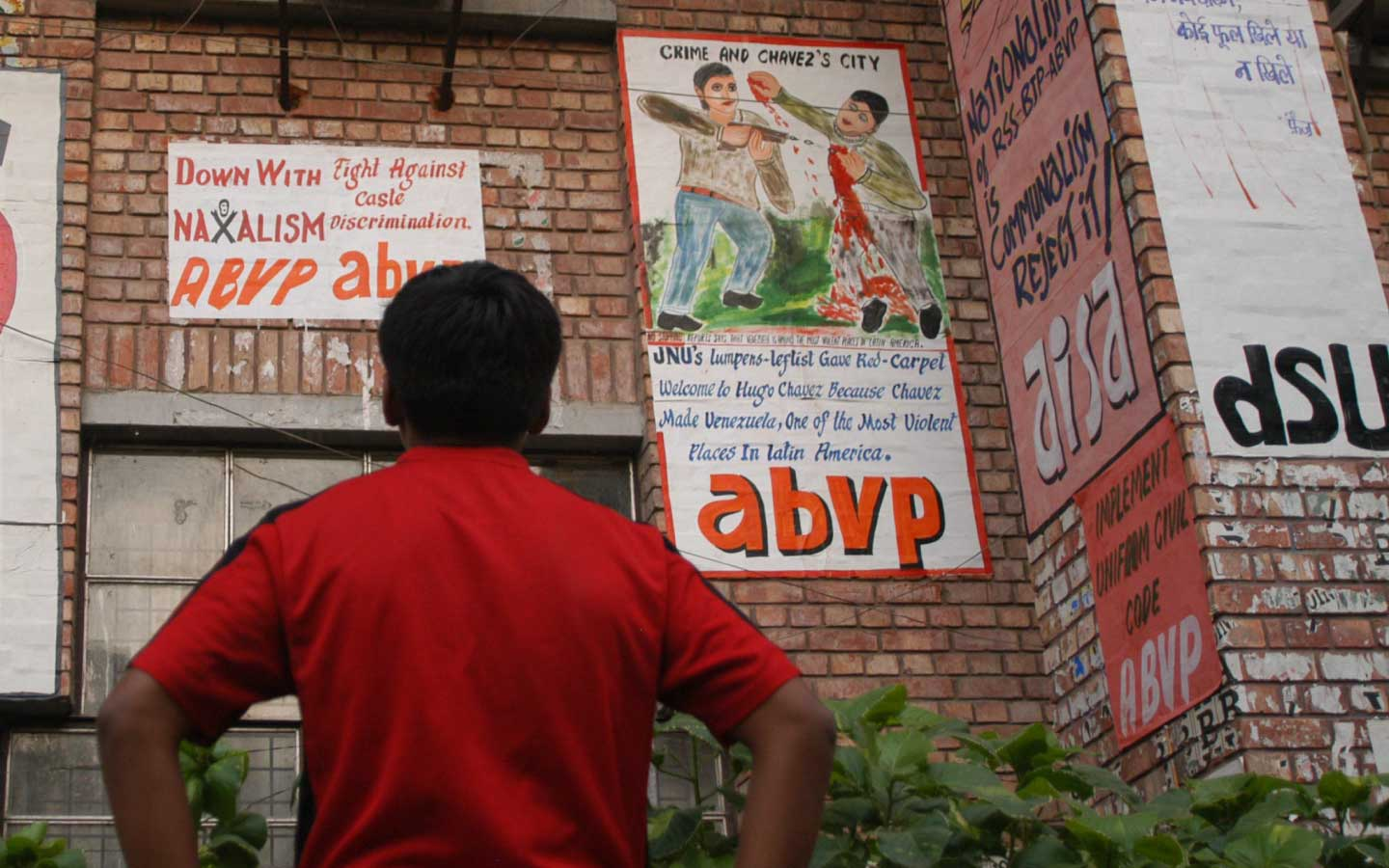 JNU Elections: 9th February Decided 9th Septembers' Fate