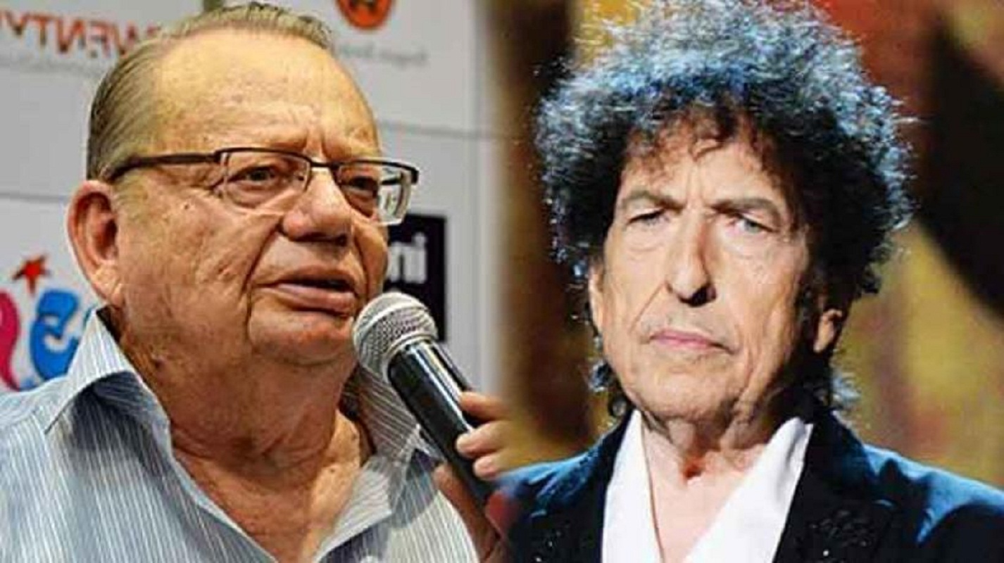 You should really read what Ruskin Bond has to tell about Bob Dylan