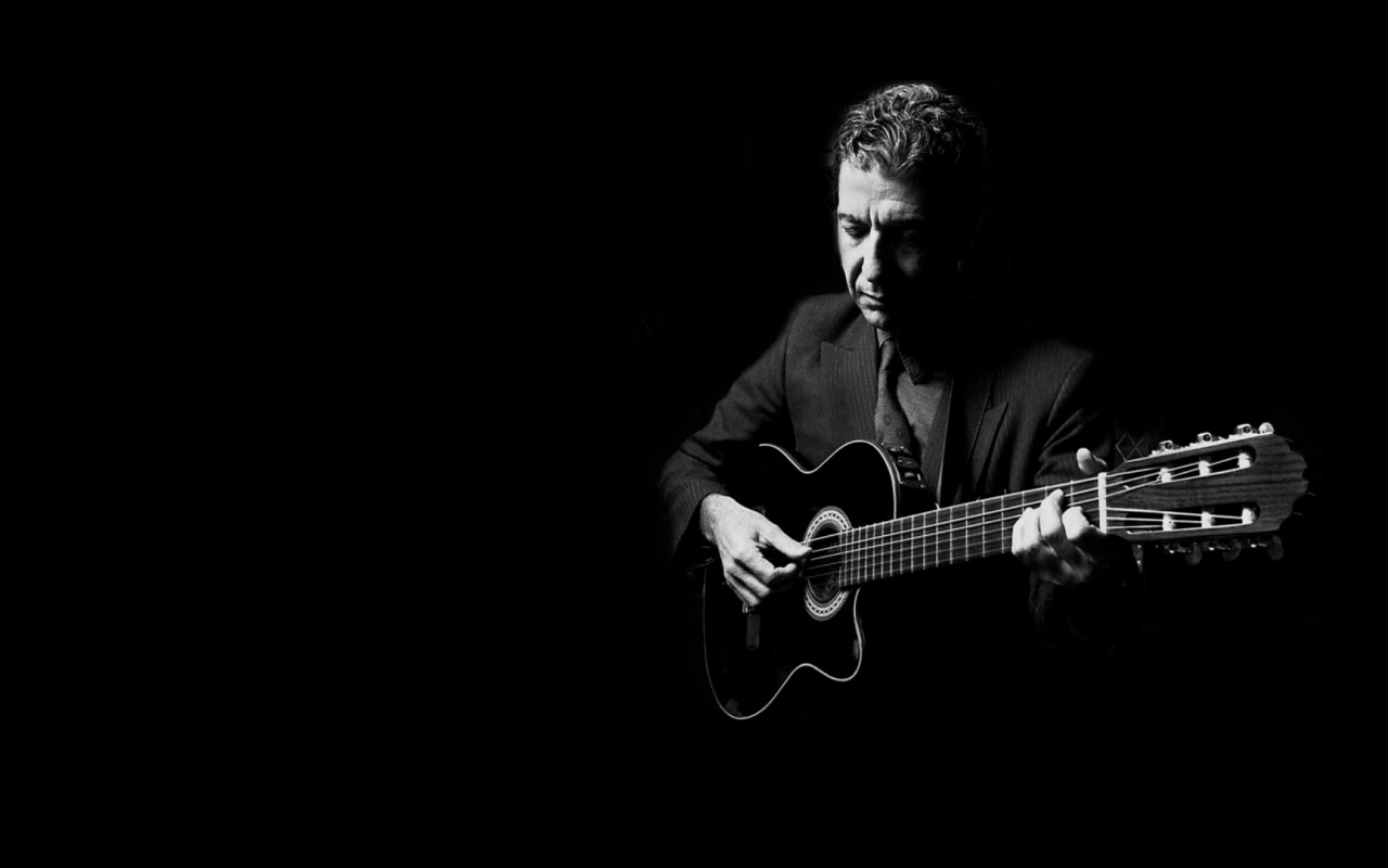 10 Most Emotional Songs of Leonard Cohen on YouTue