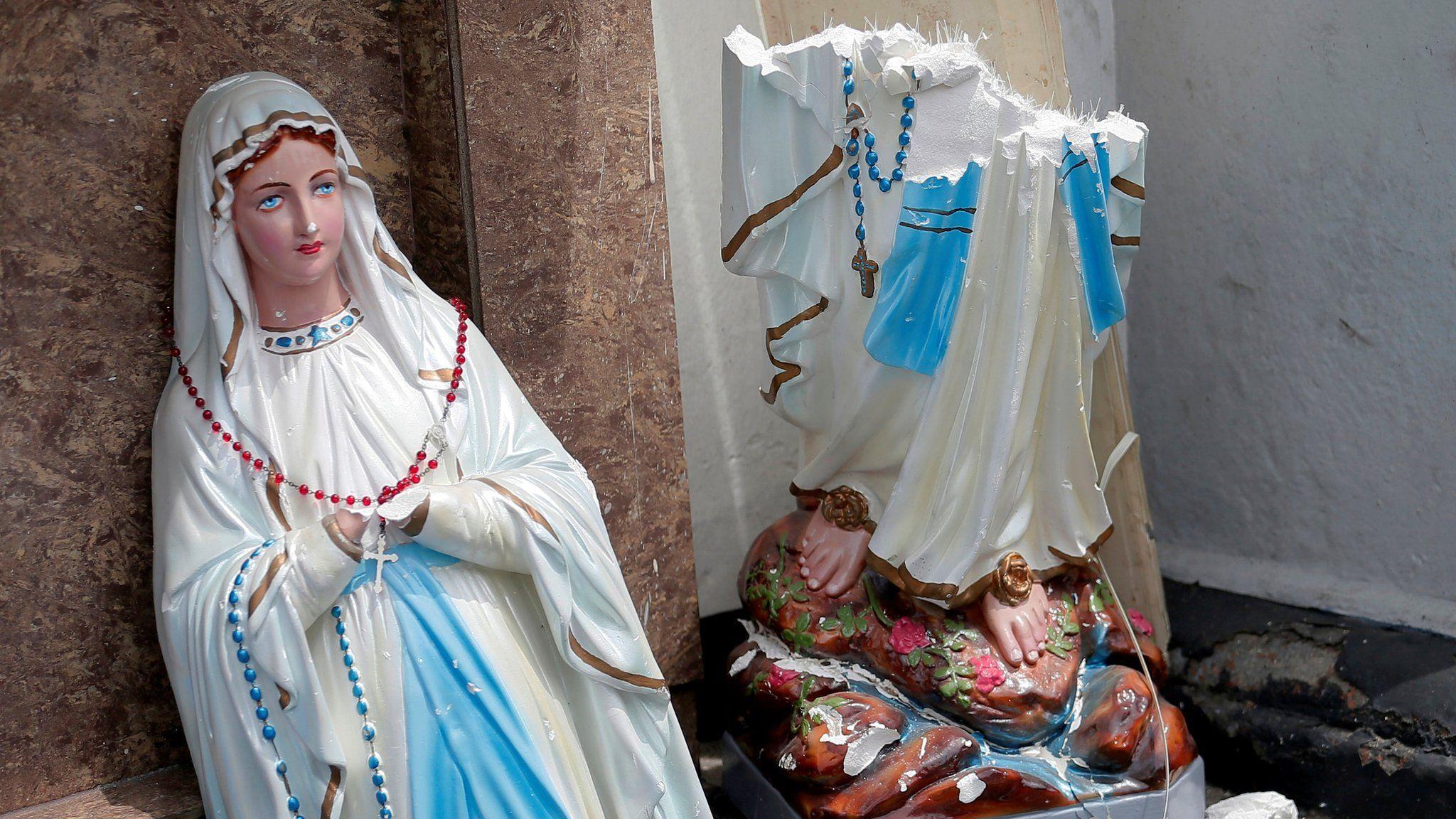 Sri Lanka: Easter bombings