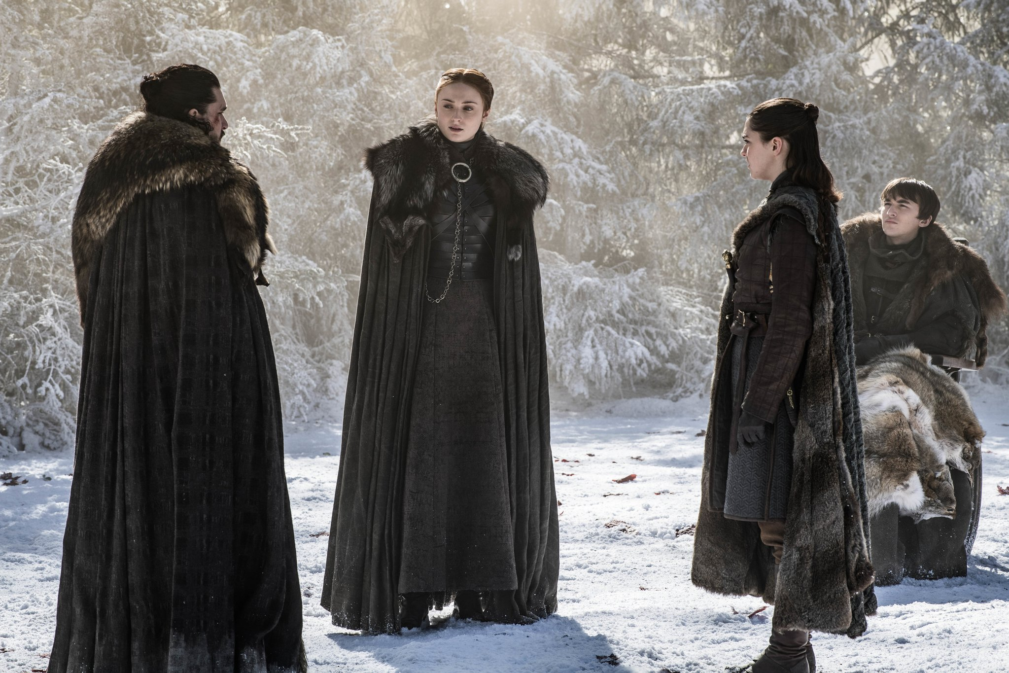 """""""Game of Thrones""""- The Last of the Starks"""
