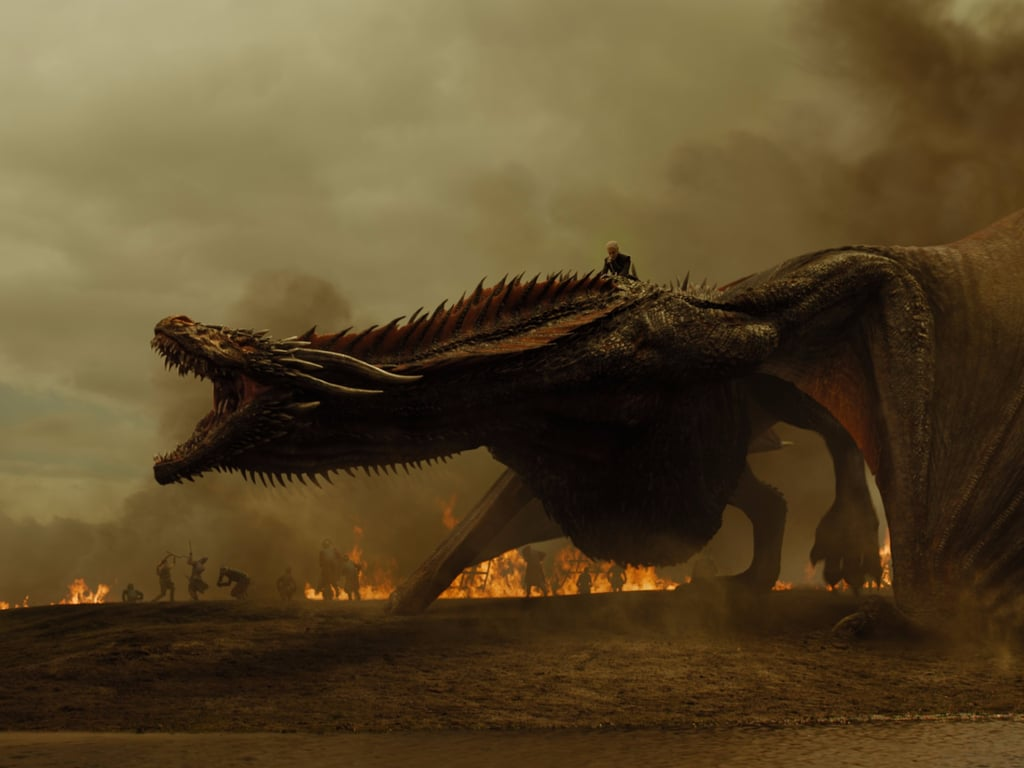 DRACARYS for More Dragons ??