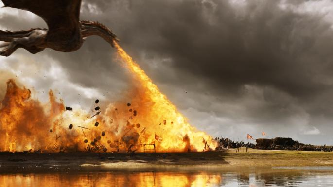 Game of Thrones: The Writing Game Lost