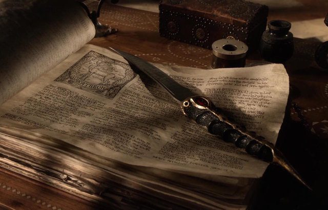 'Game Of Thrones:' The Catspaw's Dagger
