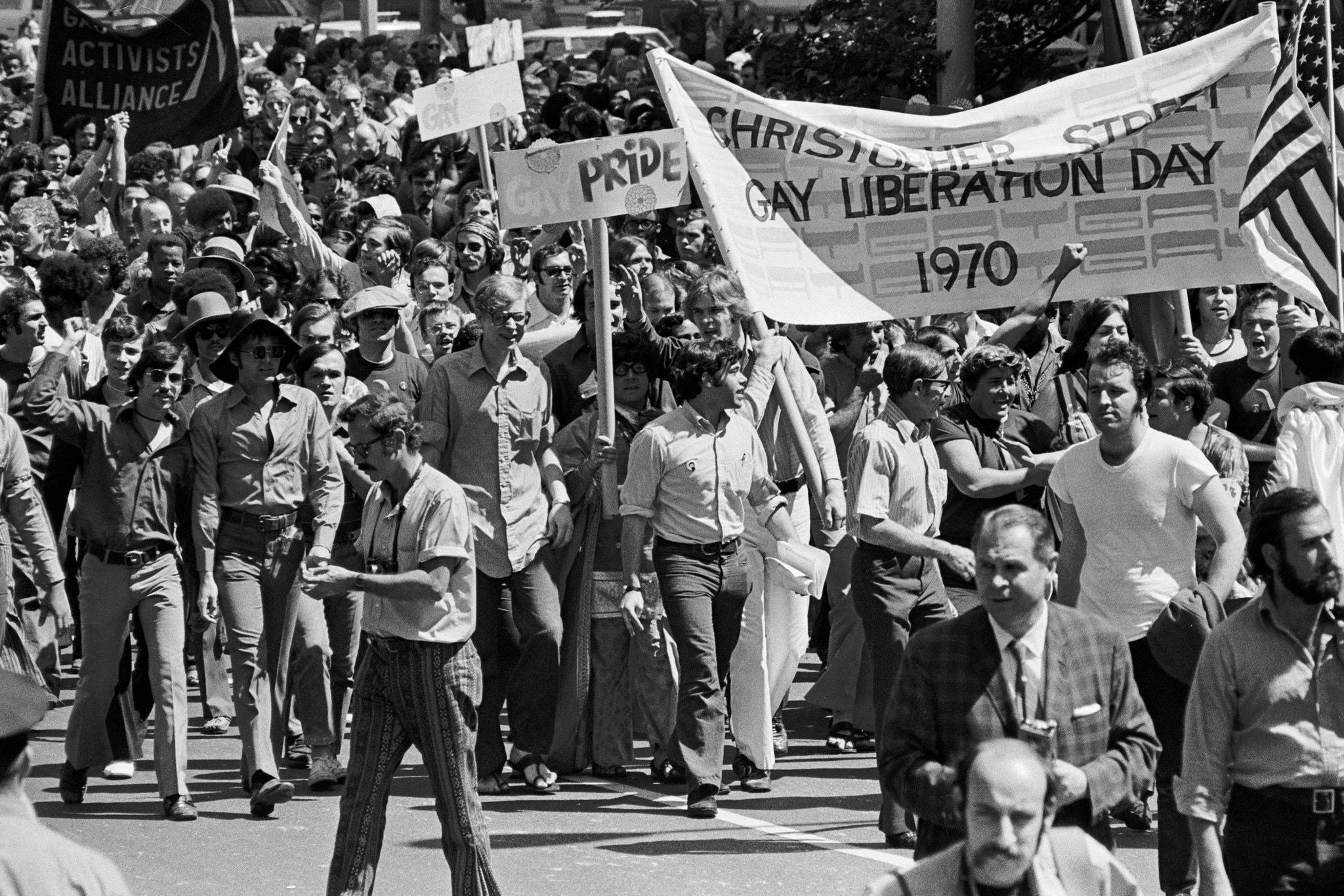 Stonewall Inn Uprising: 50 years